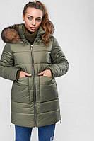 Зимняя женская куртка К 0039 с 01, фото 1