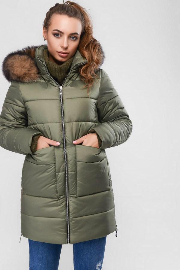 Зимняя женская куртка К 0039 с 01