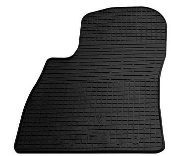 Водительский резиновый коврик для Nissan Sentra 2015- Stingray