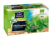 Чай травяной в пакетиках Lord Nelson Bio-Pfefferminze