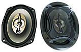 Автомобильные динамики овалы колонки Pioneer TS-A6972E 600 Вт, фото 2