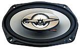Автомобильные динамики овалы колонки Pioneer TS-A6972E 600 Вт, фото 4