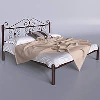 """Кровать двуспальная """"Бегония"""""""