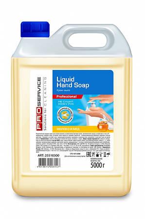 Крем-мыло молоко и мед 5л