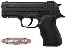 Стартовый пистолет Retay X1 black