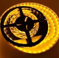 Лента светодиодная  жёлтая S3528-60Y