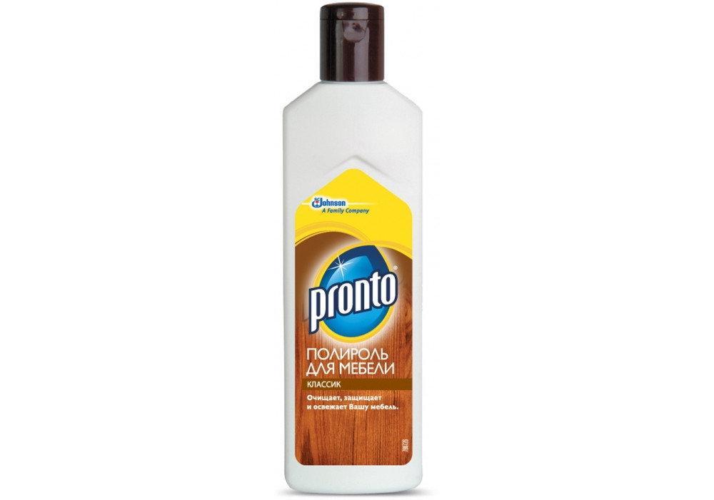 Полироль для мебели Pronto жидкость