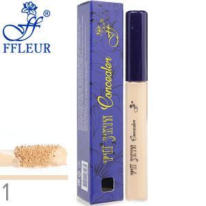 Ffleur - Консилер для лица жидкий CN-38 Fit Skin Concealer Тон 01 светлый телесный