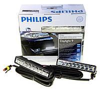 Дневные ходовые огни PHILIPS Daylight9 LED PS 12831WLED
