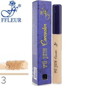 Ffleur - Консилер для лица жидкий CN-38 Fit Skin Concealer Тон 03 карамельный теплый тон
