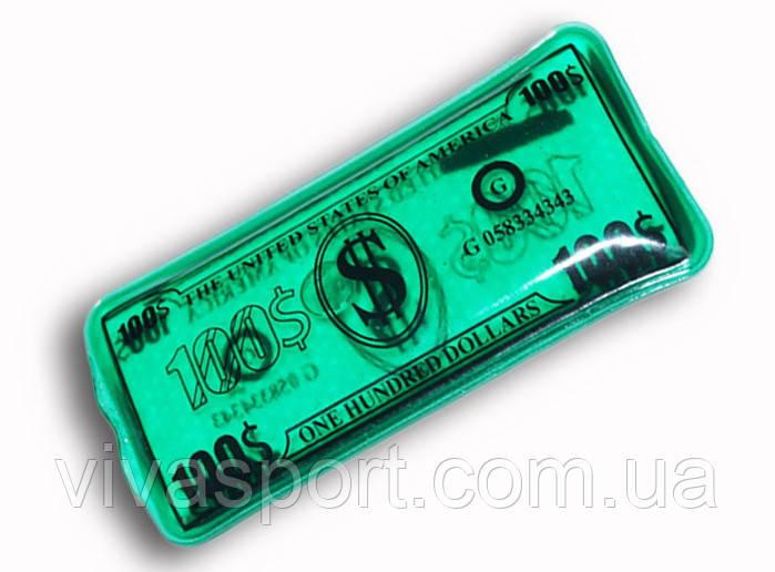 """Солевая грелка """"100 долларов"""", солевой аппликатор 100 долларов"""