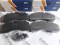 Колодки тормозные Ивеко Тракер, Ивеко Стралис, Iveco Trakker Iveco Stralis  29108 29087 2995637 2992476, фото 1