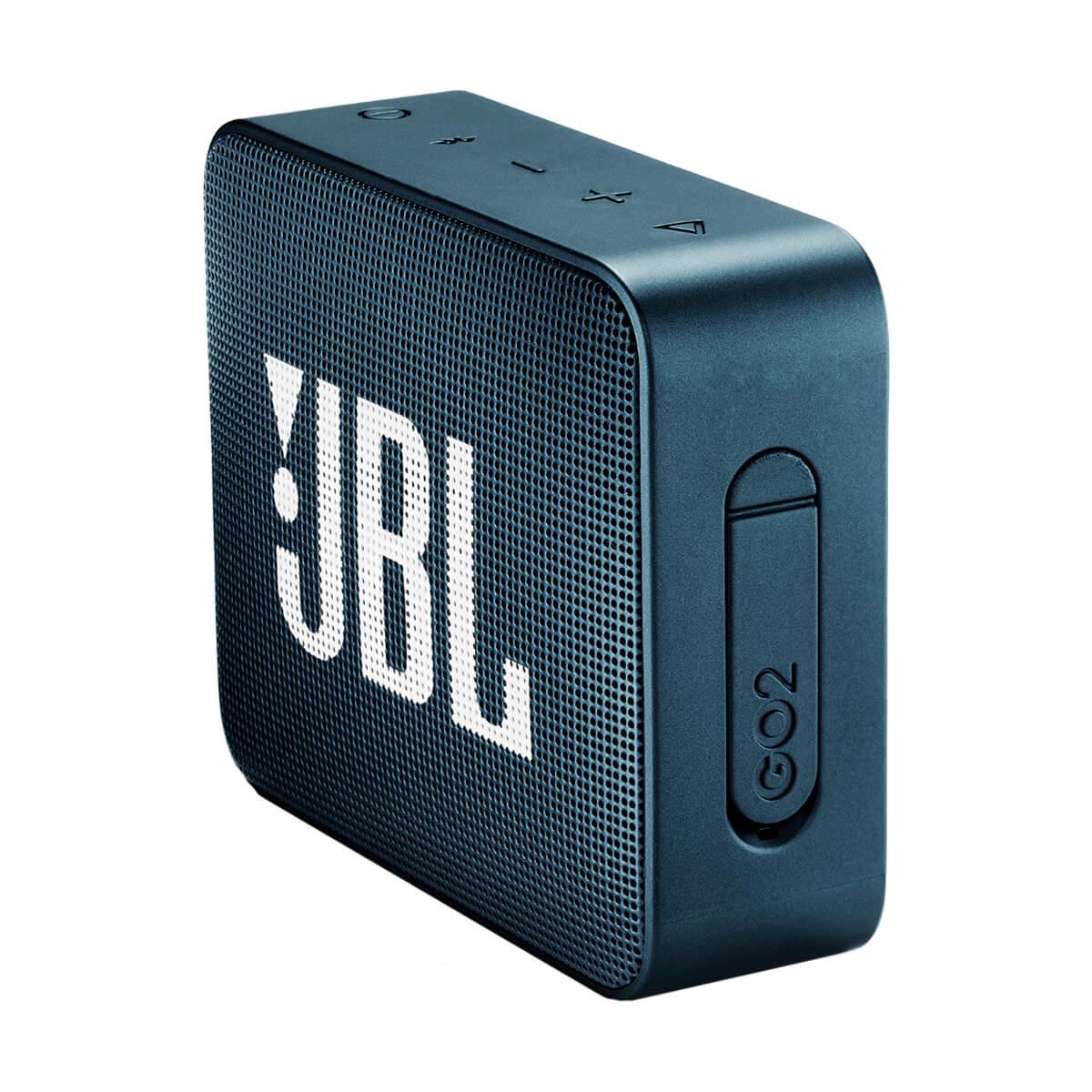 Оригинальная Акустика JBL GO 2 Slate Navy (JBLGO2NAVY)