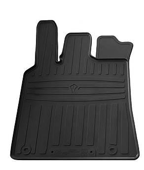 Водительский резиновый коврик для Porche Macan 2014- Stingray