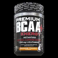 Аминокислоты WEIDER Premium BCAA + Energy 500 g Orange-Mango