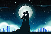 Фотозона для свадьбы, фон для годовщины свадьбы