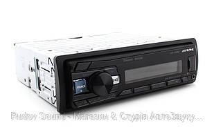 Автомагнітола Alpine UTE-200BT (USB|AUX|BT|4-RCA)