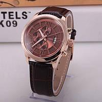 Часы коричневые, фото 1