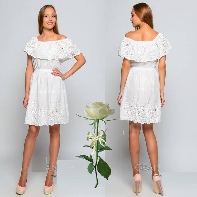 Сарафаны и летние платья из натуральных тканей