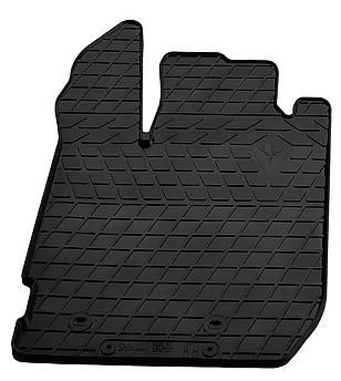 Водительский резиновый коврик для Renault Duster 2018- Stingray