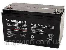 Акумулятор SUNLIGHT AF 12-100