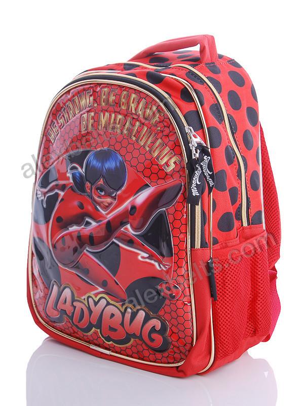 Школьный рюкзак детский (Miraculous)