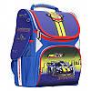 """Рюкзак шкільний каркасний (ранець) для хлопчика Class """"ProStreet"""" синій Чехія 9814"""