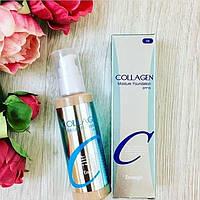 №23 Тональний крем з Зволожуючим Ефектом, екстрактом Коллагена і гиалурона Enough Collagen Moisture Foundation