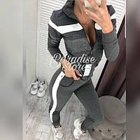 Женский спортивный костюм модный 09556-3