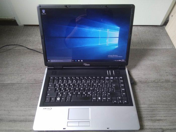 Ноутбук, notebook, Fujitsu pi 2515, 2 ядра по 2,4 ГГц, 2 Гб ОЗУ, HDD 320 Гб
