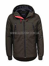 Мужская зимняя куртка, Glo-story Венгрия, фото 2