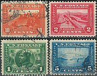 США Panama Pacific 1912 - 1913 п/з