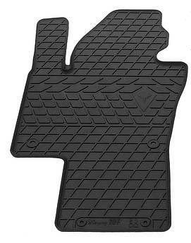 Водительский резиновый коврик для Seat Alhambra 2010- Stingray