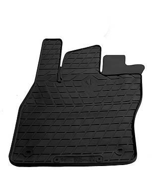 Водительский резиновый коврик для Seat Leon 2012- Stingray
