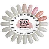 Жидкий гель для наращивания ногтей GGA Professional № 5, фото 2