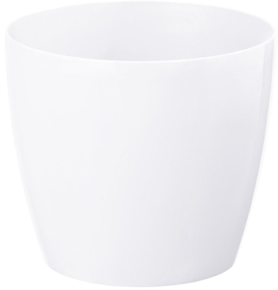 Кашпо Lamela Магнолия 10 х 10 см Белый (000003004)