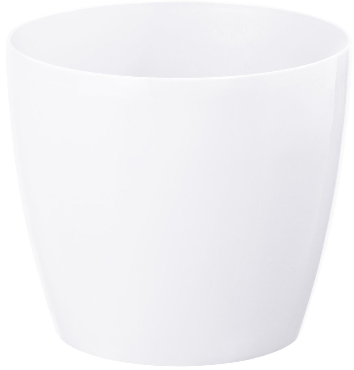 Кашпо LAMELA Магнолия 1.8 л Белый (000003020)