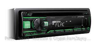 Автомагнітола Alpine CDE-201R (USB|4-RCA)