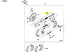 Цилиндр тормозной задний Ланос 1.5i R19 Сенс Lanos T100, 9023542-2, фото 4