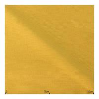 Ткань коттон желтая