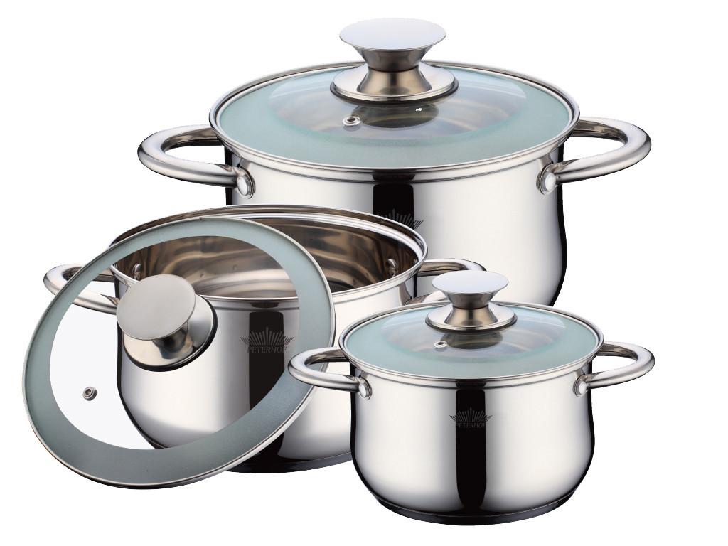 Набор посуды Peterhof PH-15259 (7 предметов)