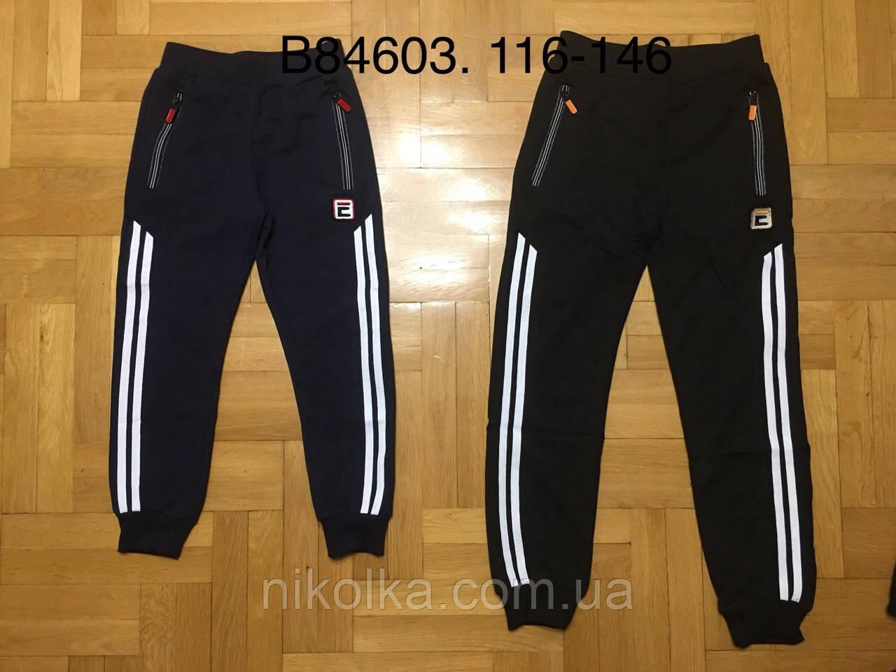 Спортивные брюки для мальчиков оптом, Grace, 116-146 рр., арт. В84603
