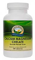 Кальций Магний Хелат Calcium Magnesium Chelate — 150 таб - NSP, США
