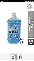 Ополаскиватель Coccolino Blue Splash 1,8л   (72 стирки)