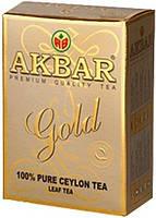 Чай Черный Akbar Gold 100 г. рассыпной