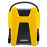Зовнішній жорсткий диск 1Tb A-DATA AHD680-1TU31-CYL HD680, 2,5, USB3.1, Yellow