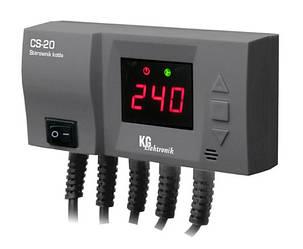 Контроллер для котла KG Elektronik CS-20 черный