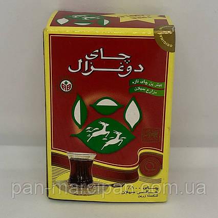 Чай Do Ghazal Tea чорний середній лист 25 г