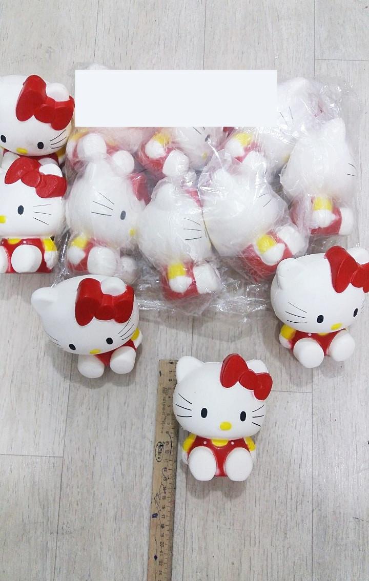 Сквиш-антистрес Хеллоу Кітті Hello Kitty