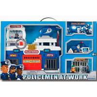Игровой набор Keenway Полицейский участок (12635)